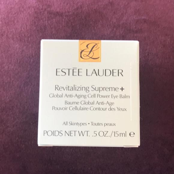 8e55a61c3a09 Estee Lauder Other - Estée Lauder Revitalizing Supreme Eye Balm